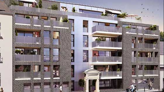 Programme immobilier neuf Cours Bastille