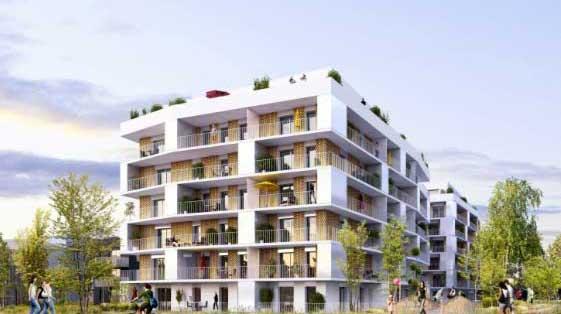 Programme immobilier neuf Novallende